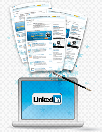 LinkedIn Social Media Integration