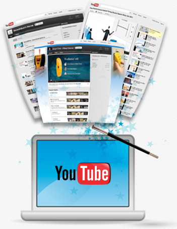 Youtube Social Media Integration